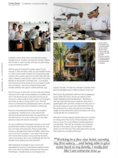 Going Places, Malaysia Airlines Inflight Magazine