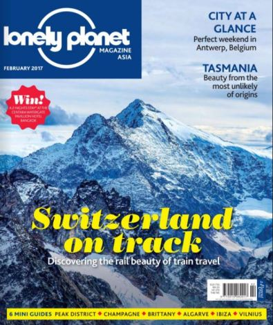 Lonely Planet Asia