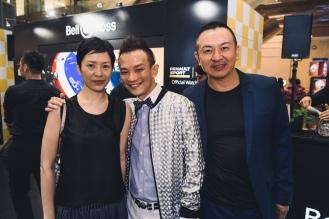Elsa Ho, William Kee, Soon Tan