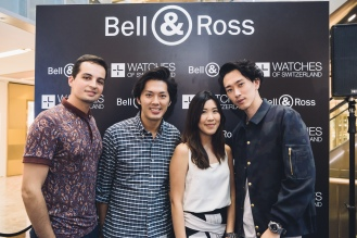 Heart Media Team and Lim Mingqi (Bell & Ross)