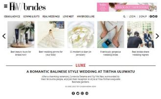 Her World Bride Luxe