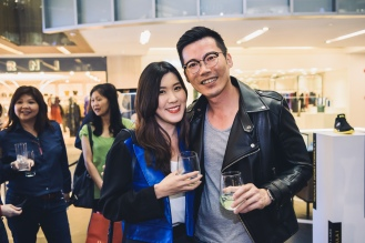 Lim Mingqi (Bell & Ross) with Mr Lance Lim (Men's Folio)