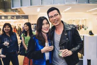 Lim Mingqi (Bell & Ross) with Mr Lance Lim (Men's Folio)