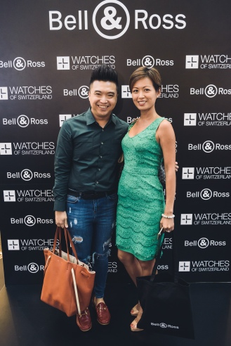 Luann Alphonso and Chris Ng (Lifestyle Asia)